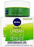 NIVEA Urban Skin Defence Super Idratante +48H Crema Giorno - 50 ml