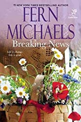 [ [ [ Breaking News (Godmothers (Large Print) #05) - Large Print [ BREAKING NEWS (GODMOTHERS (LARGE PRINT) #05) - LARGE PRINT ] By Michaels, Fern ( Author )Oct-02-2012 Paperback