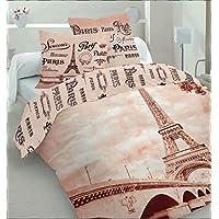 Suchergebnis Auf Amazonde Für Eiffelturm Bettwaren Bettwäsche
