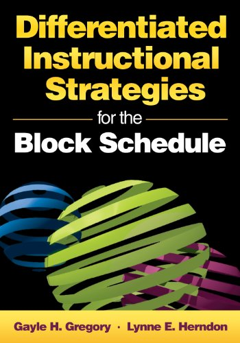 New Pdf Release Differentiated Instructional Strategies For The