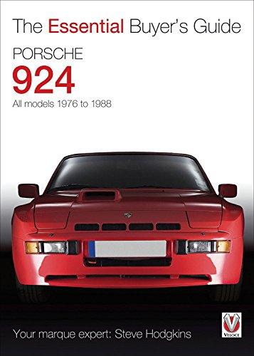 Porsche 924 - All Models 1976 to 1988 (Essential Buyer's Guide) por Stephen John Hodgkins