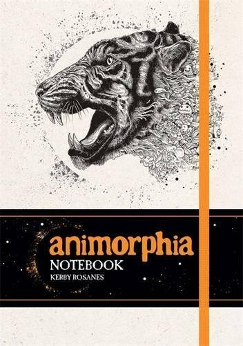 Animorphia Notebook by Kerby Rosanes (2016-03-03)