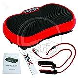 ARG Power Vibration Plate Exercise Massager Fitness Slimming Full BodyShaper Weight Loss Machine