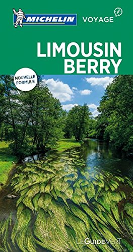 Guide Vert Limousin, Berry Michelin