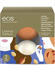 EOS 2 Pack Lip Balm Holiday Collection 2017