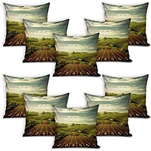 Sleep Nature's Cushion Covers Set of 10 (16x16 inch)
