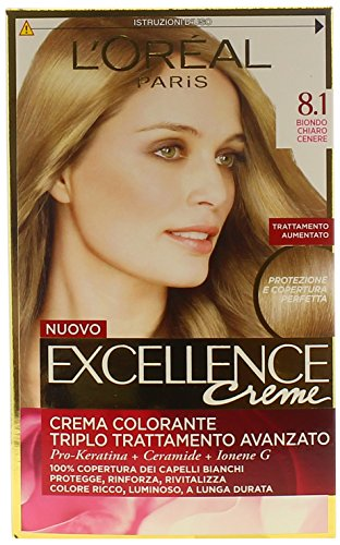 loreal-paris-excellence-crema-colorante-triplo-trattamento-avanzato-81-biondo-chiaro-cenere