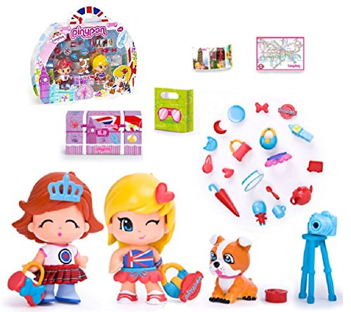 Famosa-Pin-y-Pon-Gift-Pack-Viajes-Londres