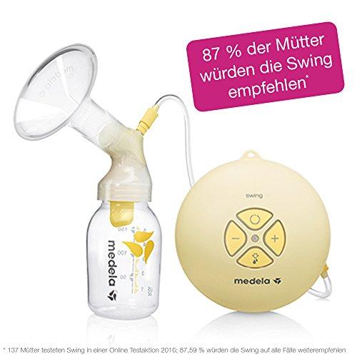 Milchpumpe Medela Swing - elektrische Milchpumpe, Schweizer Medizinprodukt - 5