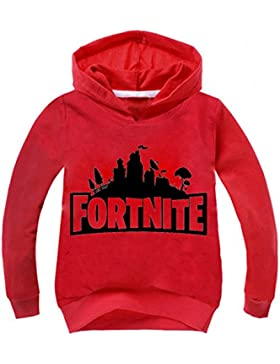 SERAPHY Battle Royale Fortnite Sudadera con Capucha Fortnite Figuras Niño Jumpers