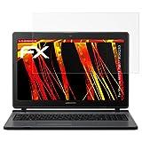 atFolix Folie für Medion AKOYA P6677 (MD60283) Displayschutzfolie - 2 x FX-Antireflex-HD hochauflösende entspiegelnde Schutzfolie