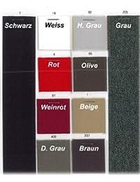 3,5cm Breit Made in Germany H Form Hosentraeger 4 Clips 10 Farben Waeählbar