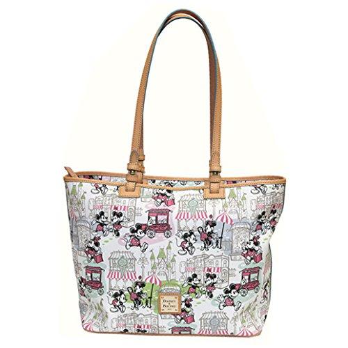 dooney-bourke-original-and-genuine-disney-e489t-downtown-mickey-shopper-designer-tote-bag