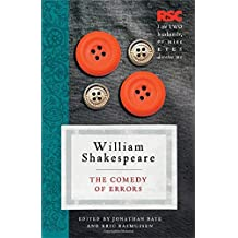 The Comedy of Errors (The RSC Shakespeare) by William Shakespeare (2011-04-01)