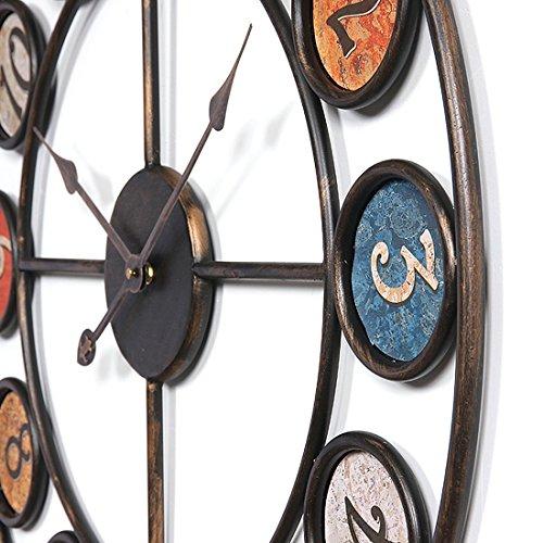 Zoom IMG-1 lcm orologio da parete silenzioso