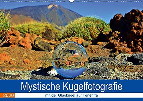 Mystische Kugelfotografie - mit der Glaskugel auf Teneriffa (Wandkalender 2020 DIN A2 quer): Unterwegs auf Teneriffe, immer im Gepäck meine Glaskugel. ... (Monatskalender, 14 Seiten ) (CALVENDO Orte)