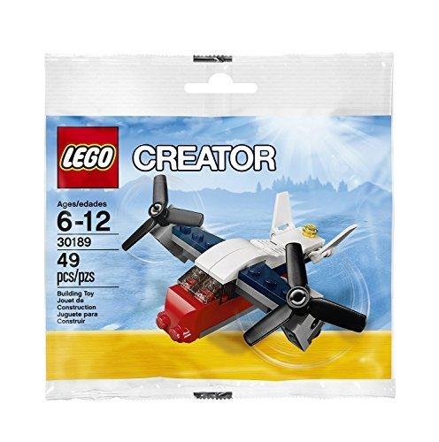 LEGO-Creator-Transport-Plane-Bagged-30189