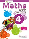 Cahier d'Exercices Iparcours Maths 4e