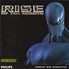 Rise Of The Robots (CD-I)