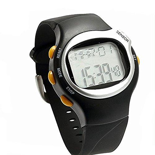 redcrest (TM) New LED Pulse Herzfrequenz Monitor Kalorien Zähler Fitness Uhr Marke Just für - Zähler-monitor Kalorien