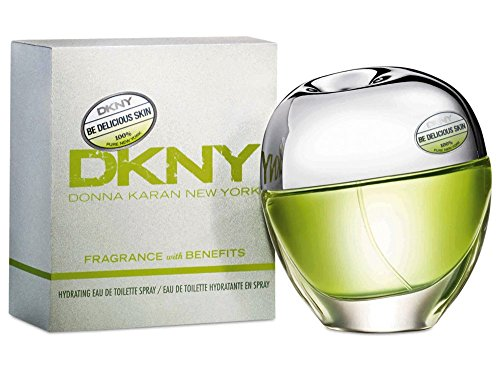 DKNY Be Delicious Skin Eau de Toilette Hydratant en Spray 50 ml