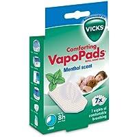 Vicks Vapo Pads Duftpad für Verdampfer, Menthol-Duft, 7er-Pack preisvergleich bei billige-tabletten.eu