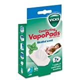 Whole House Humidifiers Best Deals - Vicks Vapo Pads Menthol - Pack of 7