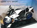 B-M-W Hp2 Hp 2 Sport Weiss Schwarz 1/12 Mondo Motors Motorradmodell Motorrad Modell