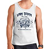 Van Damn Bus Tours Sense8 Men's Vest