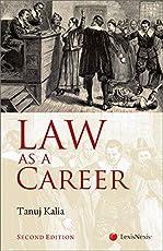 Law as a Career