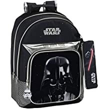 Star Wars - Day Pack Doble Adaptable a Carro (Safta 611501560)