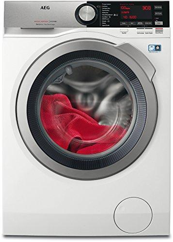 AEG L8WEC166R 8000 Series 10Kg + 6Kg 1600 rpm Washer Dryer White