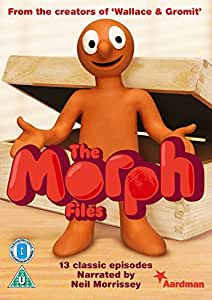 The Morph Files [DVD]