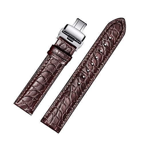 Cinturini per orologio con cinturino di ricambio con cinturino in pelle...