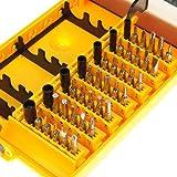 45-in-1 Professional Hardware Screw Driver Tool Kit Set Mobile Phone Electric Screwdriver