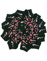 12 Chaussettes Courtes pour Dames