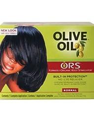 Défrisant normal à l'huile d'olive bio ORS Organic Root Stimulator sans soude