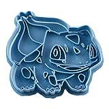 Ausstechform für Gebäck, Motiv: Bisasam (Pokémon)