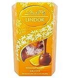 Lindt Lindor Orange Milk Chocolate Truffles 200g