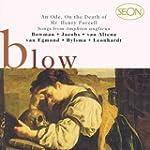 Ode sur la mort de M. Henry Purcell