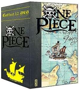 One Piece - Vol. 1 à 4 - Coffret 12 DVD