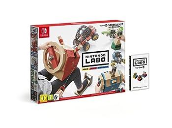 Nintendo Labo: Toy-Con 03 Vehicle Kit [Nintendo Switch]