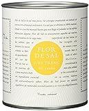 Gusto Mundial Flor de Sal d'Es Trenc Sri Lanka Salz 150g | unbehandeltes Meersalz aus Mallorca | Mit Koriander, Kurkuma, Chili und Pfeffer