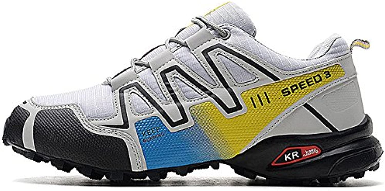 Yra Para Hombre Deportes Zapatos Casuales Luminosas Zapatillas De Running Escalada Antideslizante Zapatillas Ligeras...