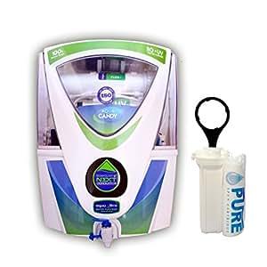 Aqua Ultra Candy 17L Storage 14Stage Ro+Uv+Uf+Alkaline+Tds Controller Water Purifier