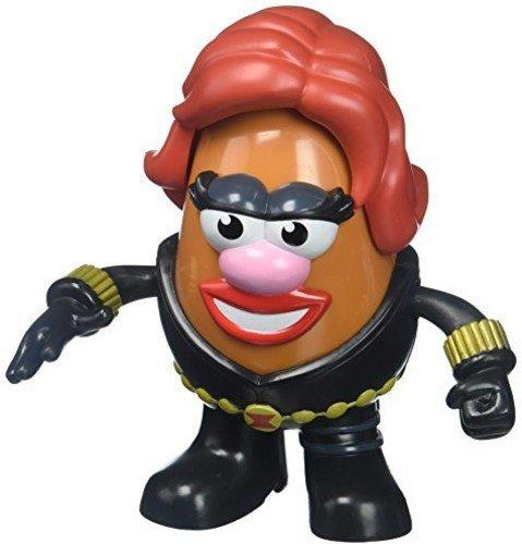 Frau Potato Head 01486Marvel Black Widow Figur (Head-zubehör Mrs Potato)