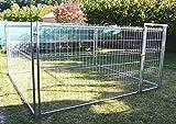 Chenil Enclos modèle AUBRAC. Le modèle AUBRAC est Un kit enclos de 9 m² (2,65 m/3,60 m). Panneaux modèle renforcé prêt à Installer. Compris Livraison France Métropolitaine (sauf Corse)