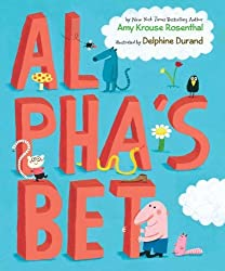 Al Pha's Bet by Amy Krouse Rosenthal (2011-05-12)