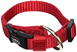 Nobby Halsband Classic, rot, Länge 13-20 cm; Breite 10 mm