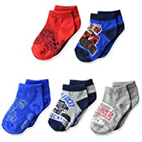 Nickelodeon - Casual Sock - Blaze & the Monster Machines 5 Pack Shorty Socks boys